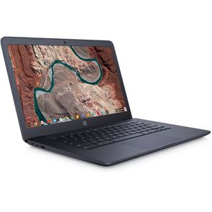 "Vente PC Portable HP PC Portable Chromebook 14-db0005nf - 14""HD - AMD A6-9220 - RAM 4Go - Stockage 64Go - Chrome pas cher"