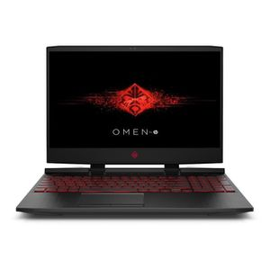 "Vente PC Portable HP PC Portable Gamer OMEN - 15.6""FHD - Processeur Intel® Core™ i5-9300H - RAM 8Go - HDD 1To + SSD 128Go - GTX1650 - Win 10 pas cher"