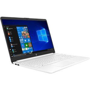 "Achat PC Portable HP PC Portable 15s-eq0005nf - 15""HD - Athlon 300U - RAM 4Go - Stockage 256Go SSD - Windows 10 pas cher"