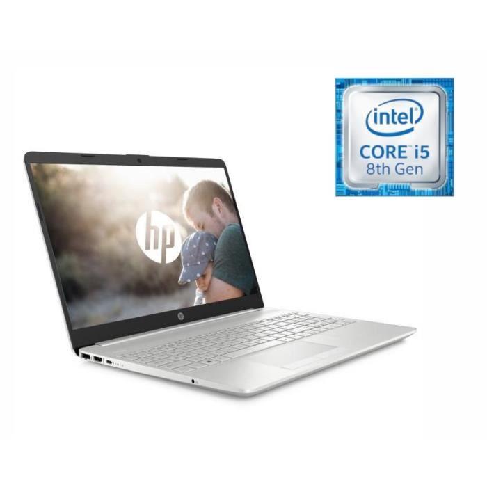 """ORDINATEUR PORTABLE HP PC Portable 15-dw0055nf - 15.6""""FHD - Processeur"""