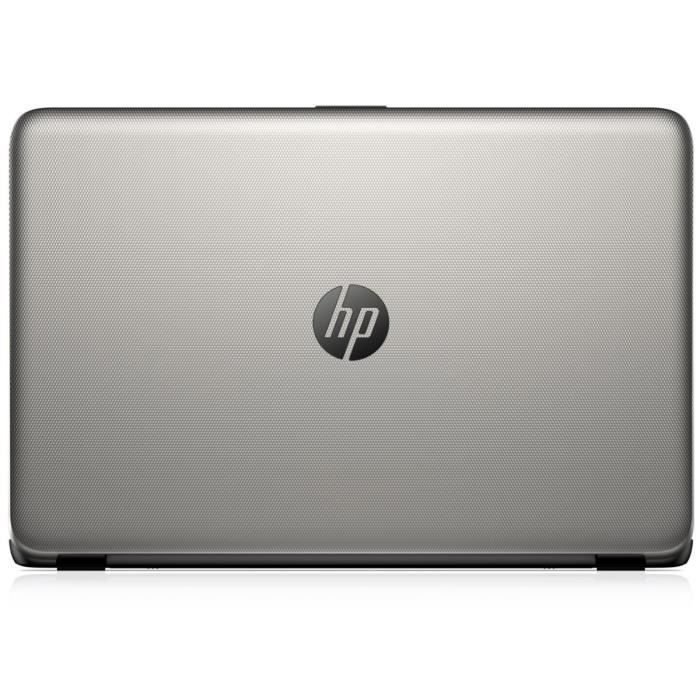 hp pc portable notebook 15ac135nf 15 6 ram 6go. Black Bedroom Furniture Sets. Home Design Ideas