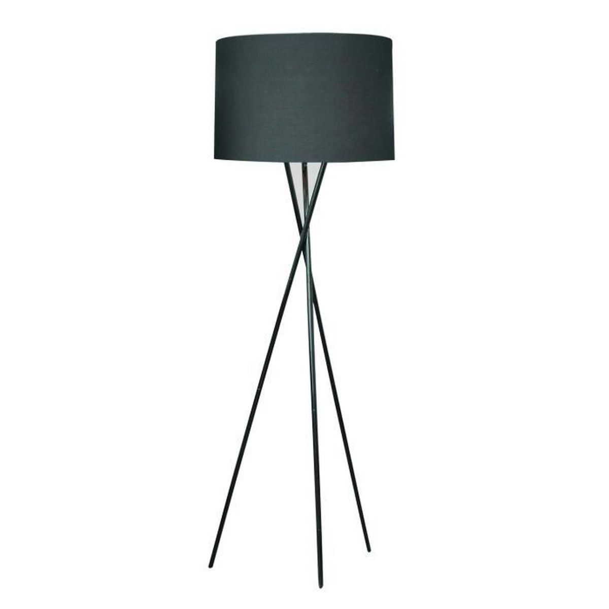 lampadaire achat vente lampadaire pas cher cdiscount. Black Bedroom Furniture Sets. Home Design Ideas