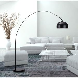 lampadaire arc achat vente lampadaire arc pas cher cdiscount. Black Bedroom Furniture Sets. Home Design Ideas