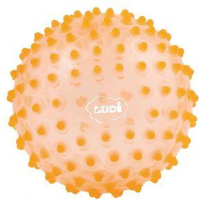 BALLE - BOULE - BALLON LUDI - Balle sensorielle orange pour l'éveil de bé
