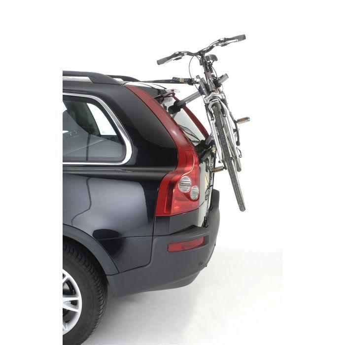 Mottez Porte-v/élos Plateforme Premium 3 v/élos Gris