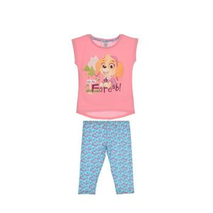 Ensemble de vêtements PAT PATROUILLE Ensemble Rose T-shirt Tunique + Leg