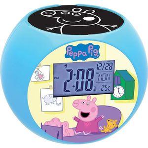 RÉVEIL ENFANT LEXIBOOK - Peppa Pig - Radio Réveil Enfant avec Pr