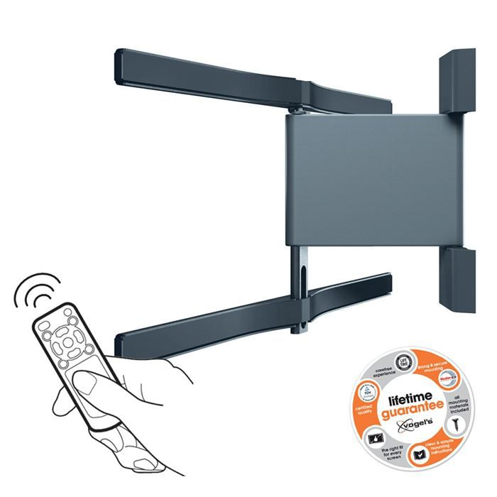 Support tv motoris support tv motoris sur enperdresonlapin - Support tv mural motorise orientable inclinable ...