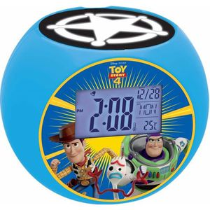 RÉVEIL ENFANT LEXIBOOK - Toy Story 4 - Radio Réveil Enfant avec