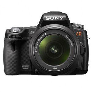 APPAREIL PHOTO RÉFLEX SONY SLT-A55VL