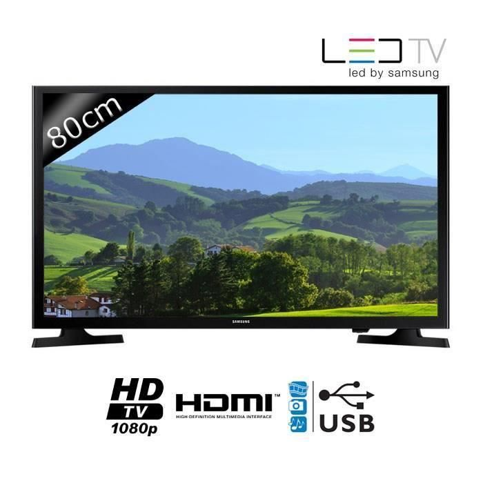 destockage samsung ue32j5000 tv led full hd 80cm 32 t l viseur led au meilleur prix cdiscount. Black Bedroom Furniture Sets. Home Design Ideas