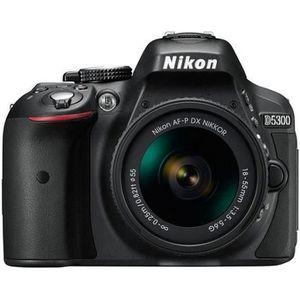 APPAREIL PHOTO RÉFLEX NIKON D5300 Appareil photo reflex avec objectif -