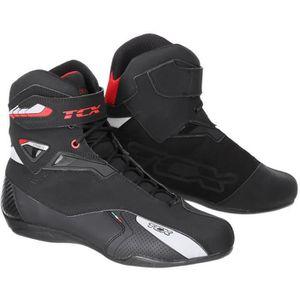 CHAUSSURE - BOTTE TCX Chaussures Moto Rush Waterproof