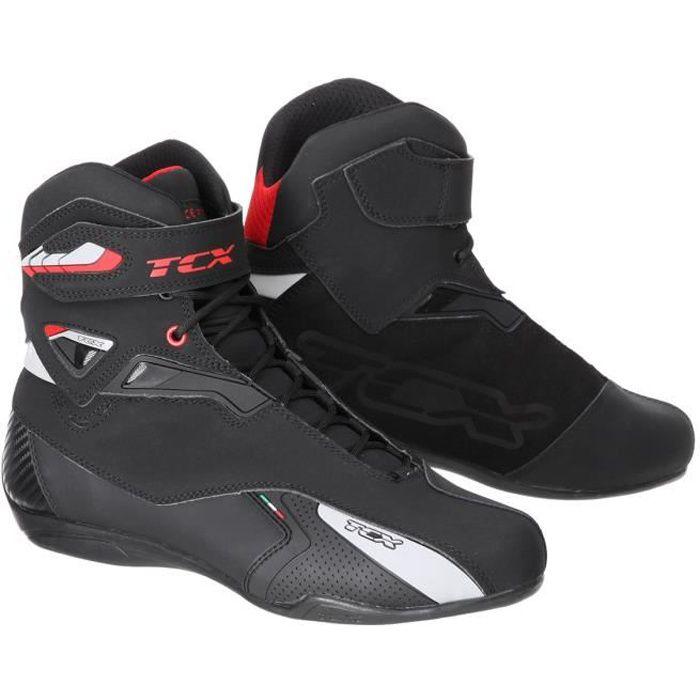 Waterproof Chaussures Moto TCX TCX Rush Chaussures Waterproof TCX Moto Chaussures Moto Rush OXkTPZiu