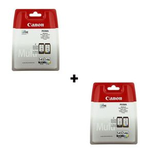 CARTOUCHE IMPRIMANTE Canon Multipack PG 545 CL546