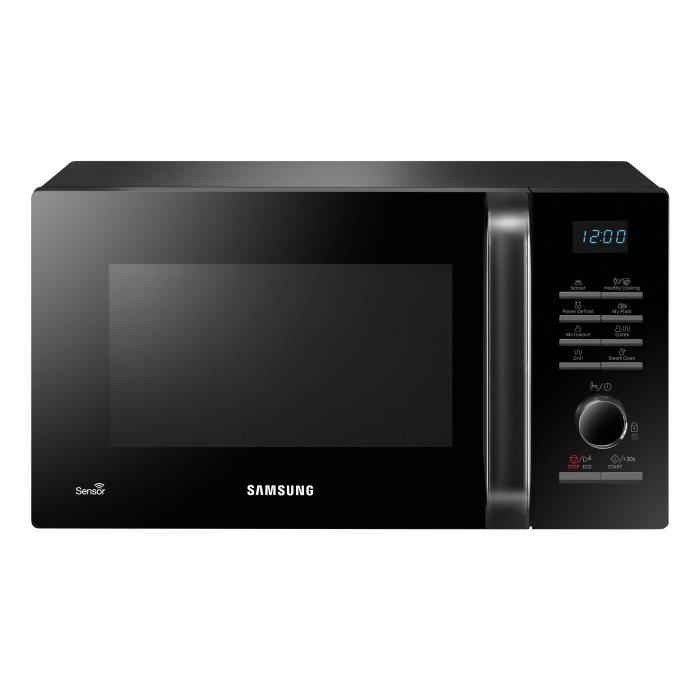 samsung micro ondes grill mg23h3125xk achat vente micro ondes cdiscount. Black Bedroom Furniture Sets. Home Design Ideas