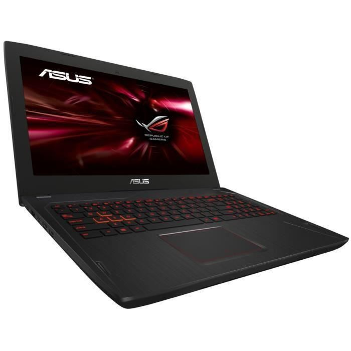 asus pc portable gamer fx753vd gc171 17 3 8go ram. Black Bedroom Furniture Sets. Home Design Ideas