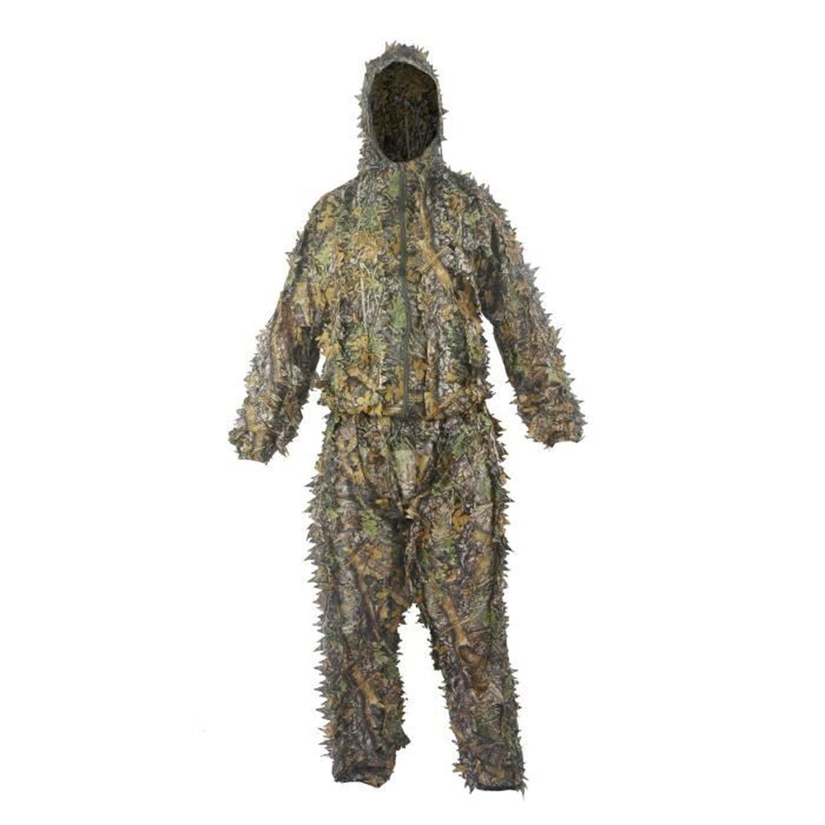 mega deal 3d ghillie suit woodland camouflage camo. Black Bedroom Furniture Sets. Home Design Ideas