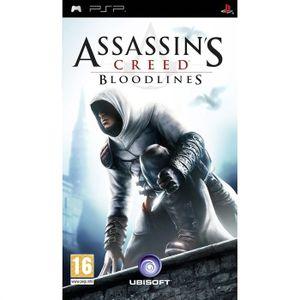 JEU PSP ASSASSIN'S CREED : Bloodlines / JEU CONSOLE PSP