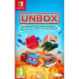 JEU NINTENDO SWITCH Unbox Newbie's Adventure Jeu Switch