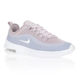 BASKET NIKE Baskets Air Max Axis - Femme - Gris clair