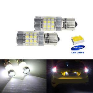 Cayenne 955 957 Lot de 17 ampoules LED Blanc