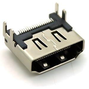 CÂBLE JEUX VIDEO Remplacement connecteur HDMI Socket Interface Port