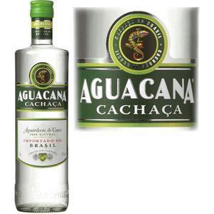 RHUM Cachaça du Brésil Aguacana 37,5% 70cl