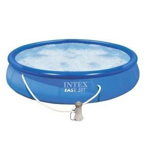 PISCINE piscines Intex Easy Set piscine 457x84cm 28158GN +