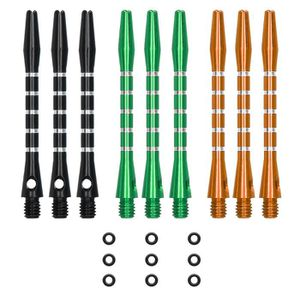 P Prettyia 20Pcs Points en Nylon Doux Filetage de Taille 2BA pour Fl/échettes /Électronique