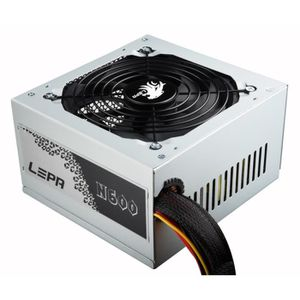 ALIMENTATION INTERNE Lepa Alimentation PC N600 NC - 600W - 80PLUS Bronz