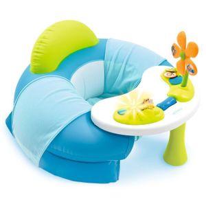FAUTEUIL - CANAPÉ BÉBÉ Smoby 110210 - Cotoons Cosy Seat - Bleu