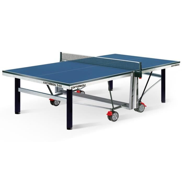 Cornilleau table de ping pong competition 540 ittf prix - Table de ping pong occasion cornilleau ...