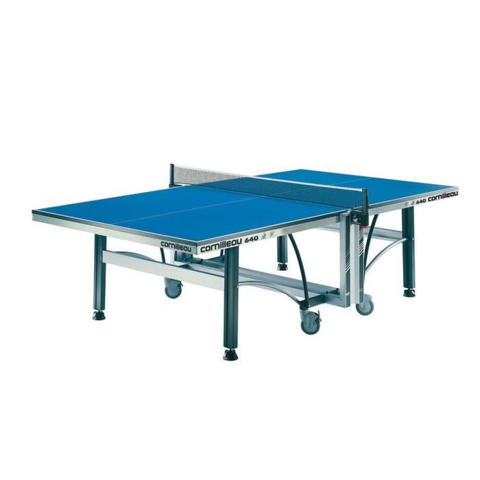 cornilleau table de ping pong competition 640 ittf prix pas cher cdiscount. Black Bedroom Furniture Sets. Home Design Ideas