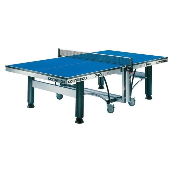 cornilleau table de ping pong competition 740 ittf prix pas cher cdiscount. Black Bedroom Furniture Sets. Home Design Ideas