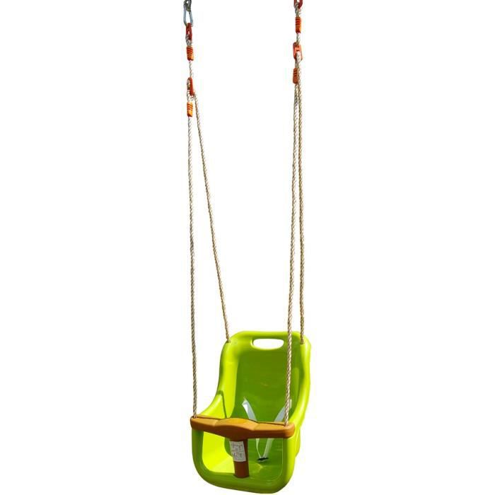 Balançoire - siège bébé en plastique
