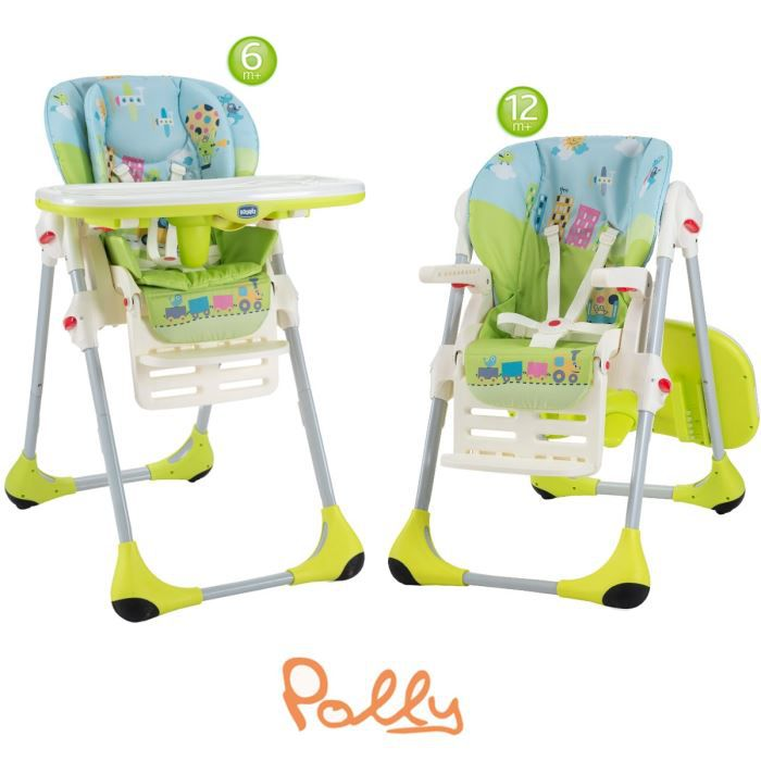 Chicco Chaise Haute Polly 2 En 1 Baby World Baby World Achat Vente Chaise Haute 8058664016549 Cdiscount