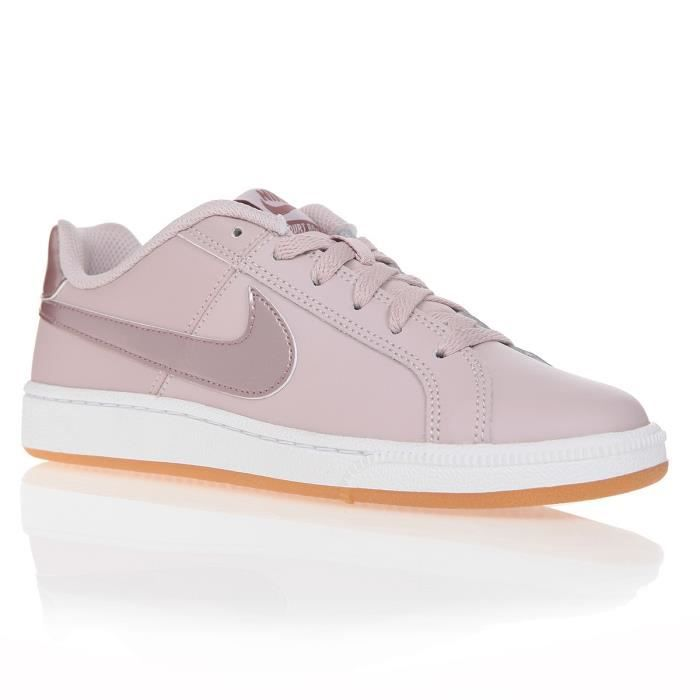 CHAUSSURES MULTISPORT NIKE Baskets Air Max Thea Prem - Femme - Rose