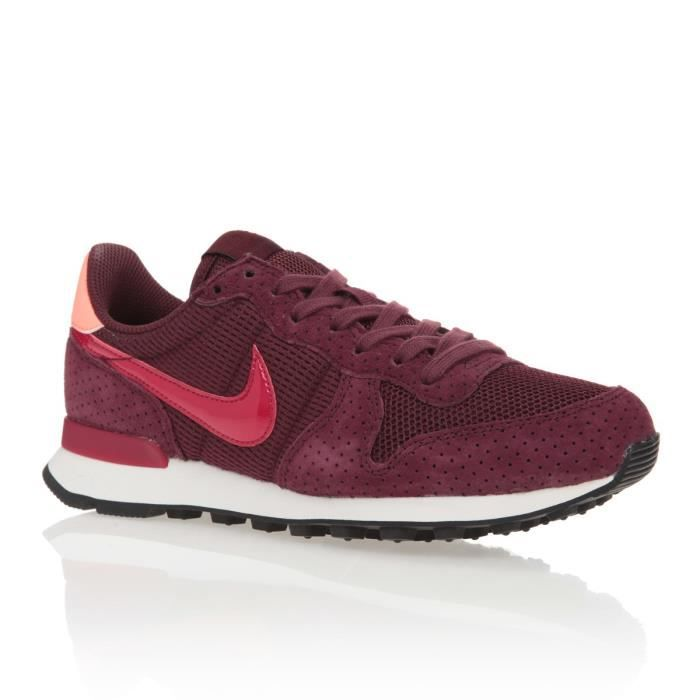 separation shoes c5be0 be4d0 NIKE Baskets WMNS Internationalist Chaussures Femme