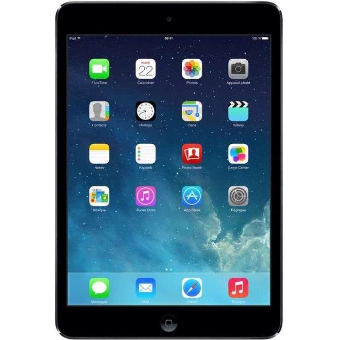 iPad Apple iPad Mini 16GB Wifi Noir