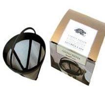 FINUM Porte filtre à café permanent tamis acier