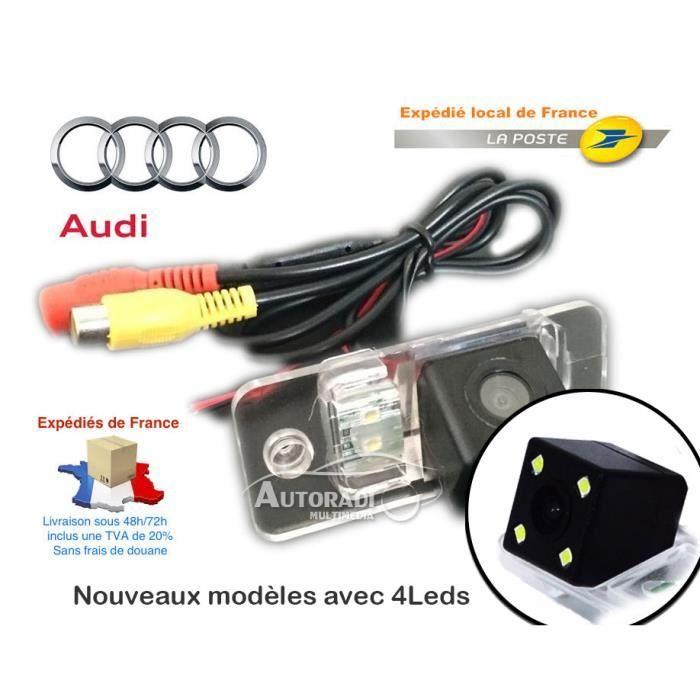 Caméra De Recul Pour Audi
