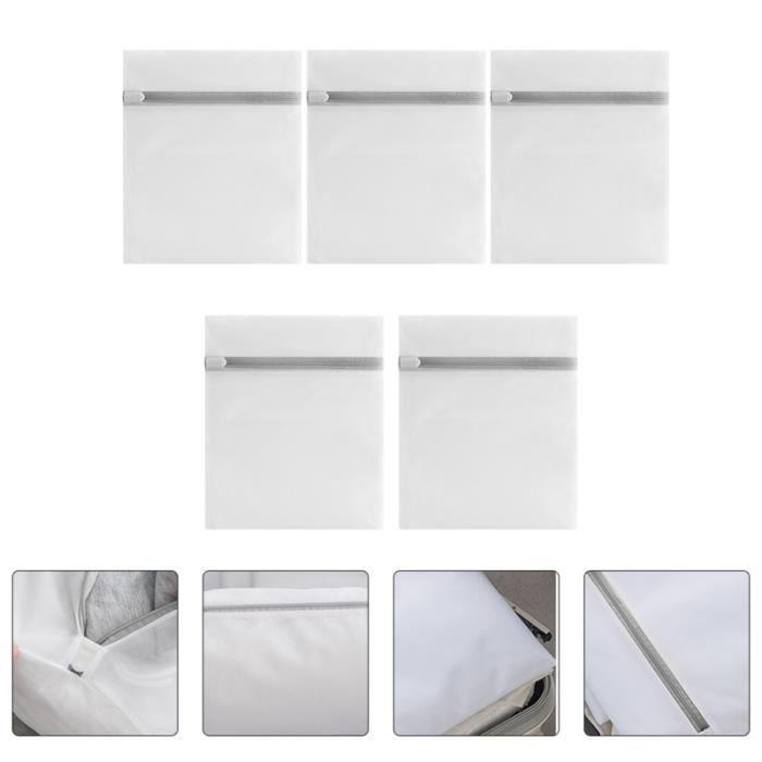 5 Pièces Vêtements à Laver Sacs de stockage Pour Machine à la Maison filet a linge - filet de lavage materiel soin du linge