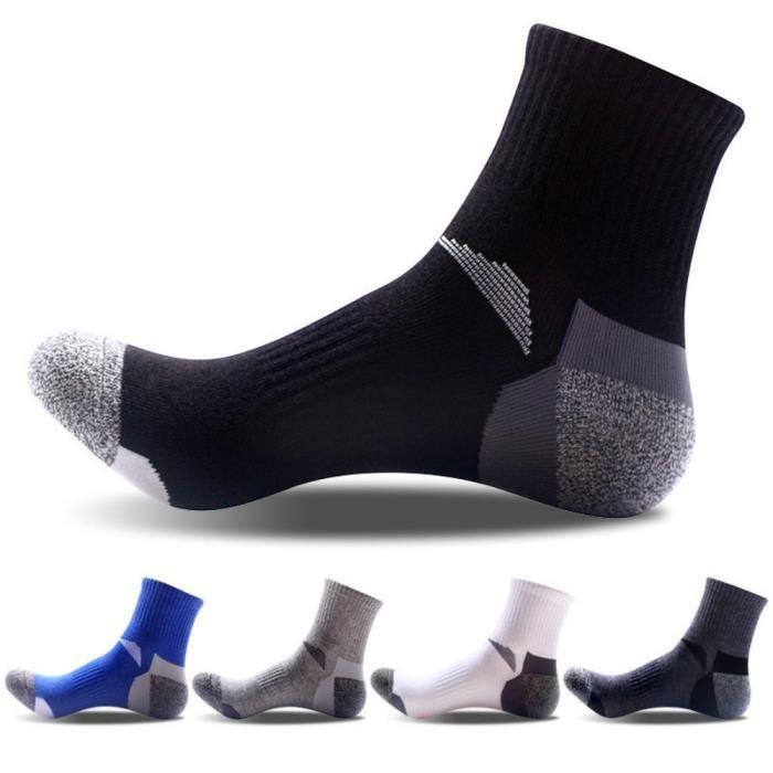 Chaussettes Pour Hommes Chaussettes De Sport Chaussettes En Coton Chaussettes D'alpinisme En Plein Air Chaussettes De Basket