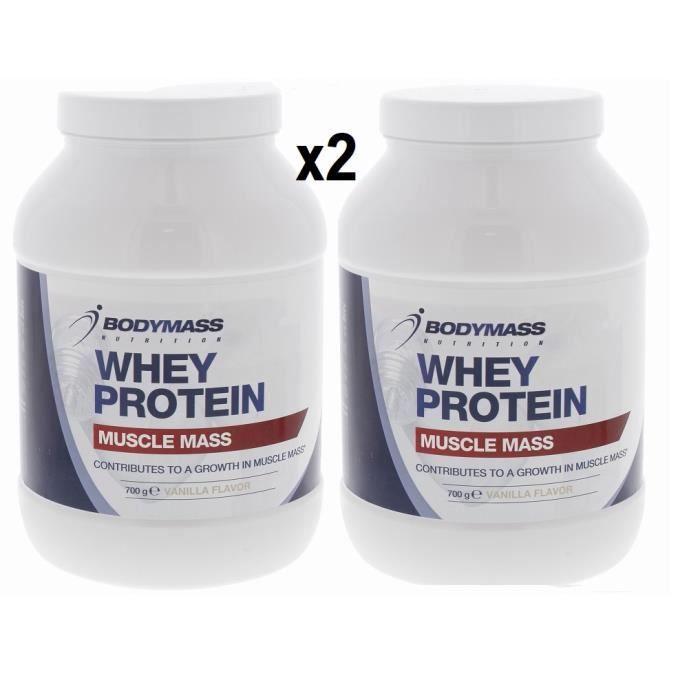 Proteine whey 700g