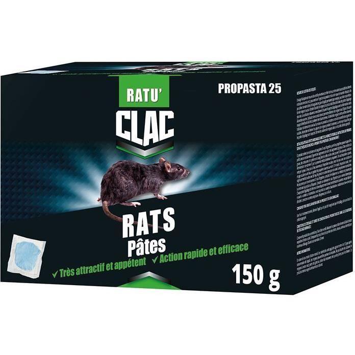 RATU Raticide rats pate - 150 g