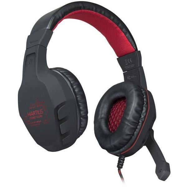 Casques & micro SPEEDLINK MARTIUS Stereo Gaming