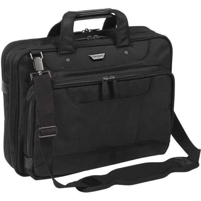 TARGUS Sacoche pour ordinateur portable Corporate Traveller 15 - 15.6- - Noir