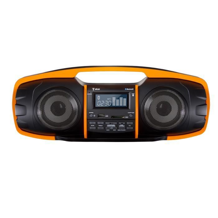 TOKAI GB-3600 Sound Blaster Noir et orange