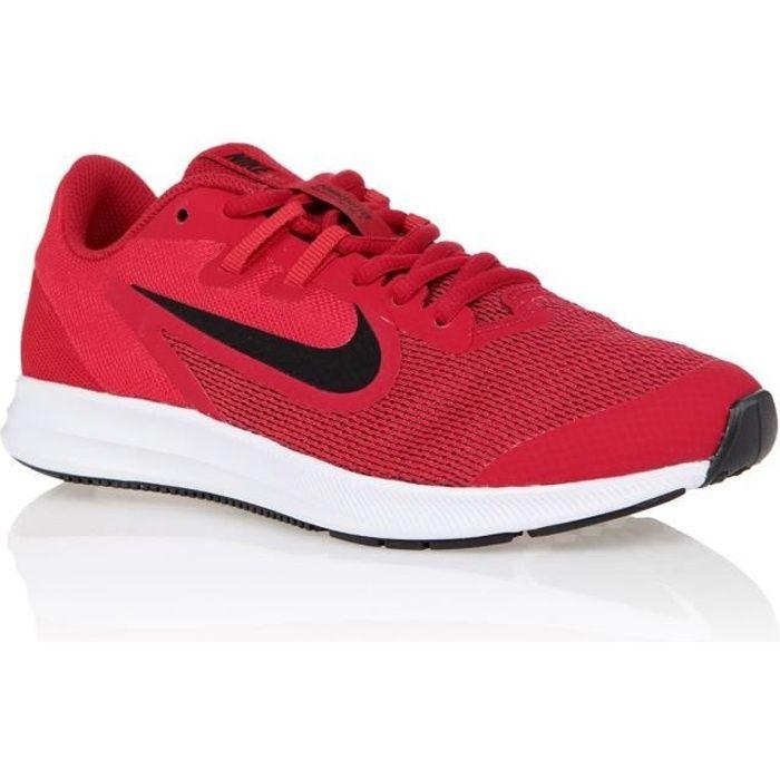 wholesale new lower prices temperament shoes Basket nike rouge enfant